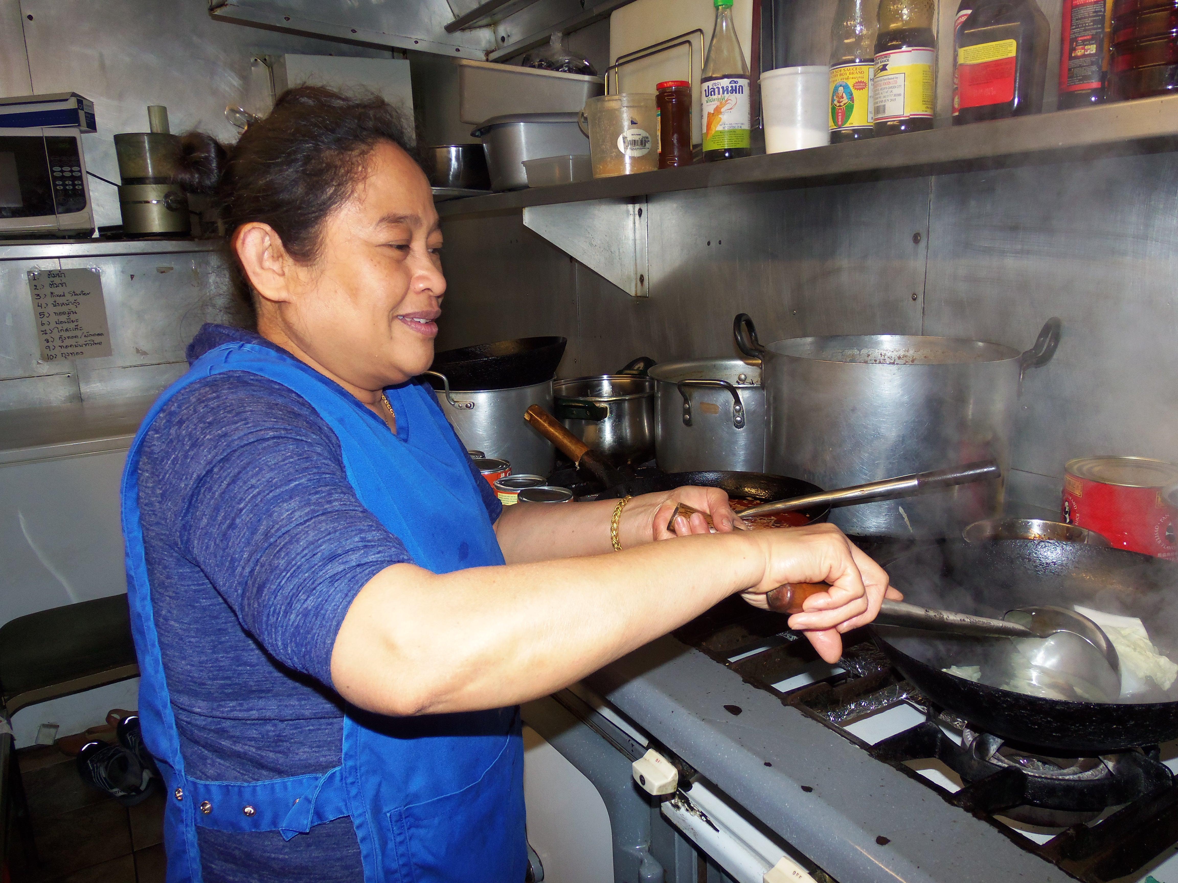 Sanchan S Thai Restaurant Nottingham
